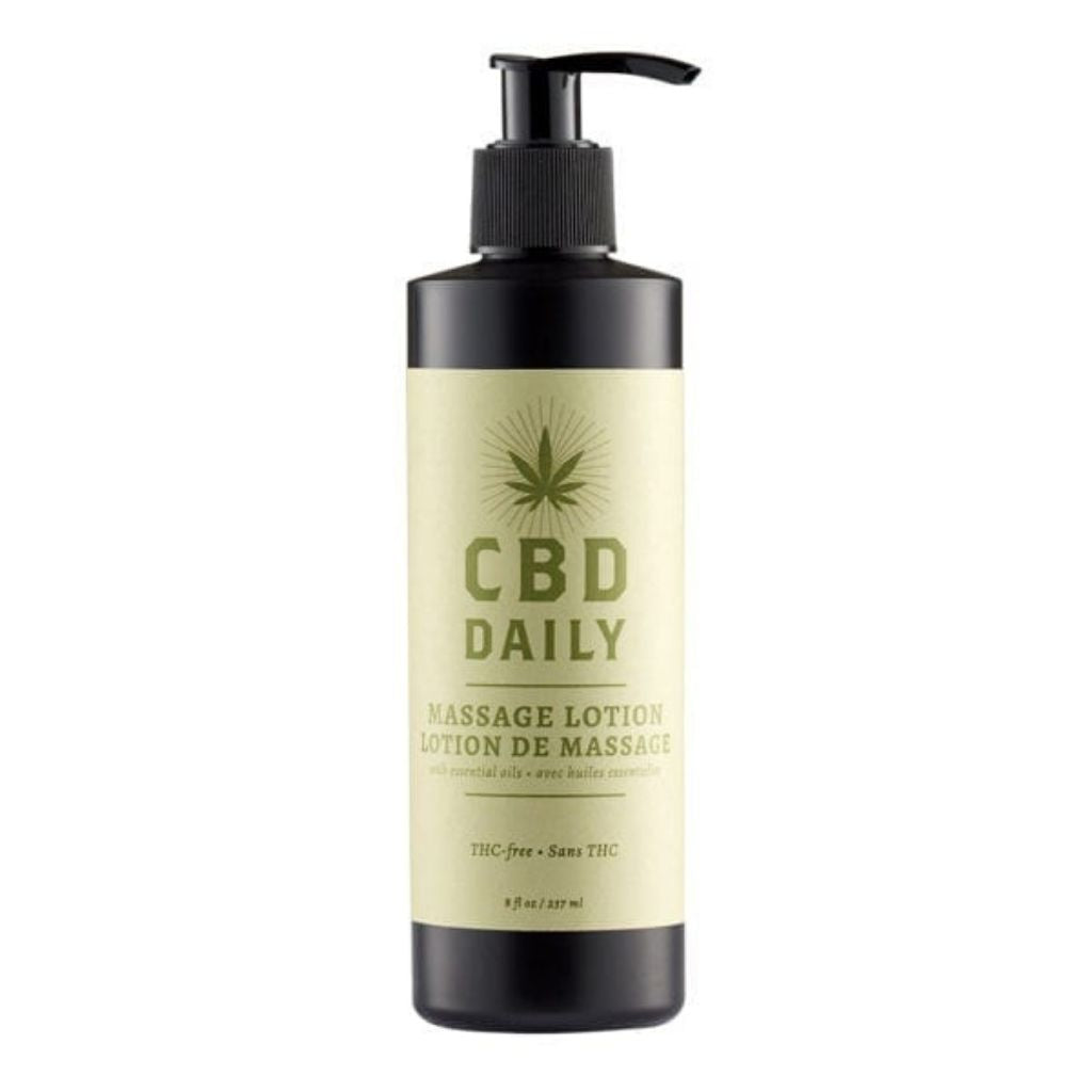 CBD Daily Massage Lotion 25 Oz