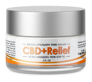 CBD + Relief 2 Oz by Axis Labs Inc