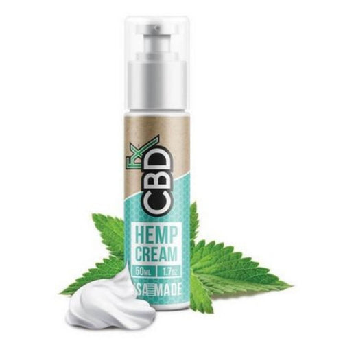 CBDfx Hemp Cream 50 ml