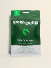 Load image into Gallery viewer, Freeze-Dried CBD Dog Nibs Lamb Flavor 180 mg - 2.1 Oz