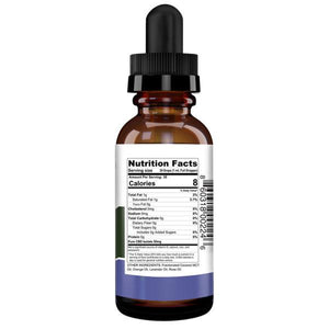 Green Earth Botanicals CBD Oil (Extra Strength w/ Pain & Cramp Relief) Orange Flavor 1500mg - 1 Oz