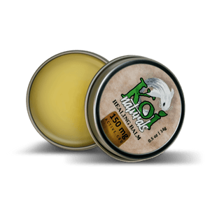 Healing CBD Balm 0.5 oz Travel Size 150mg