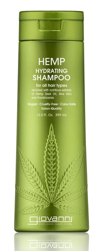 Hemp Hydrating Shampoo 13.5 oz