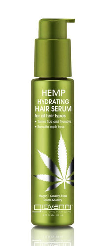 Hemp Hydrating Hair Serum 2.75 oz