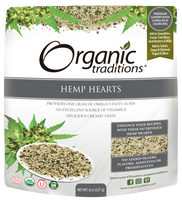 Load image into Gallery viewer, Organic Hemp Hearts 8 Oz
