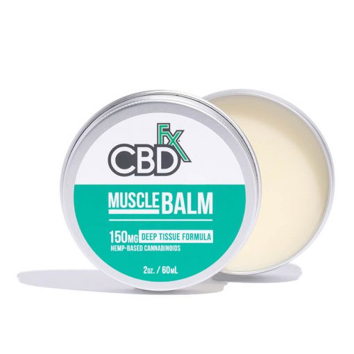 CBD Muscle Balm - 2 Oz by CBDfx