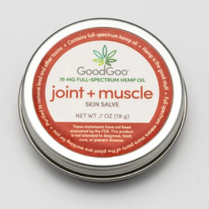Hemp Joint + Muscle, Skin Salve - 0.7 Oz by Green Goo