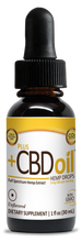 Load image into Gallery viewer, Hemp Oil Gold formula Drops - 1oz Unflavored by CV Sciences