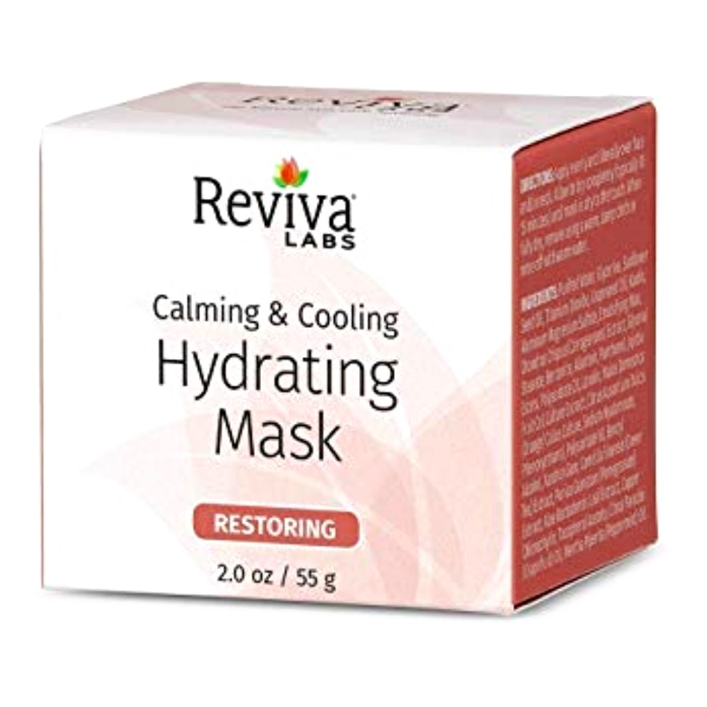 Reviva Calming & Cooling Hydrating Mask 2 Oz