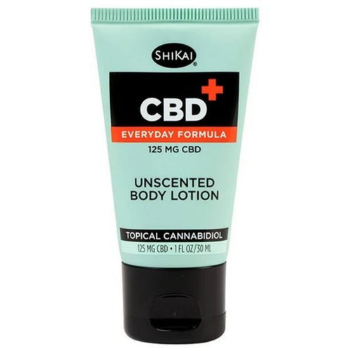 ShiKai CBD Topicals™ CBD + Unscented Body Lotion 1 Oz