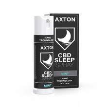 Load image into Gallery viewer, CBD Sleep Spray Mint 1 Oz by Axton