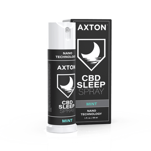 CBD Sleep Spray Mint 1 Oz by Axton