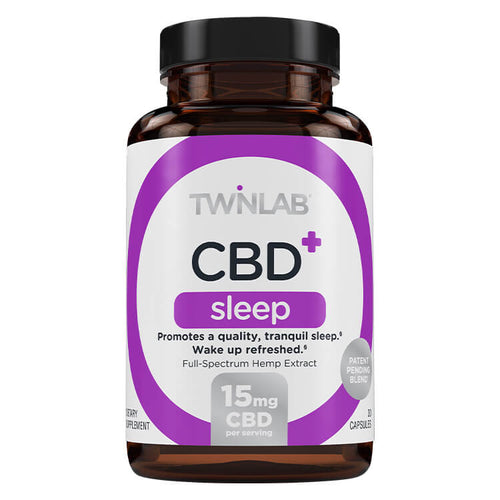 CBD+ Sleep - 30 Count by Twinlab