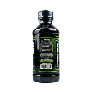Hemp Bombs CBD Syrup Fruit Punch 300mg  - 4 Oz