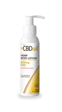 Load image into Gallery viewer, CBD Lotion Gold Formula 200mg Grapefruit - 3.7 Oz by Plus CBD oil