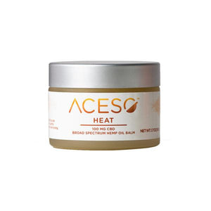 Aceso Hemp Heat Balm - 1.7 Oz