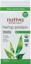 Load image into Gallery viewer, Organic Hemp Protein UnFlavor 30 Oz by Nutiva