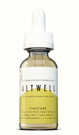TINCTURE  TO BALANCE MIND AND BODY - ( Mint )  1 Oz by Altwell