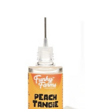 Load image into Gallery viewer, Funky Farms CBD Peach Tangie Vape Juice 500mg - 15 ml