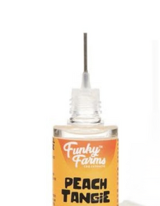 Funky Farms CBD Peach Tangie Vape Juice 500mg - 15 ml