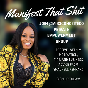 Manifest That Shit - Group Pass