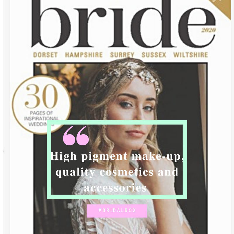 Bride Magazine Feature!