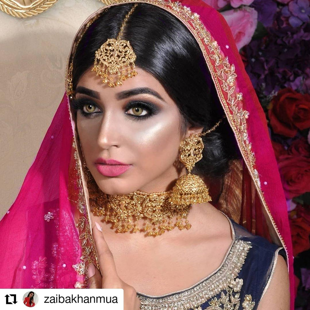 Bridal Box Lashes - Zaiba Khan