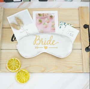 Bride and Bridesmaids Sleep Mask - Eye Mask