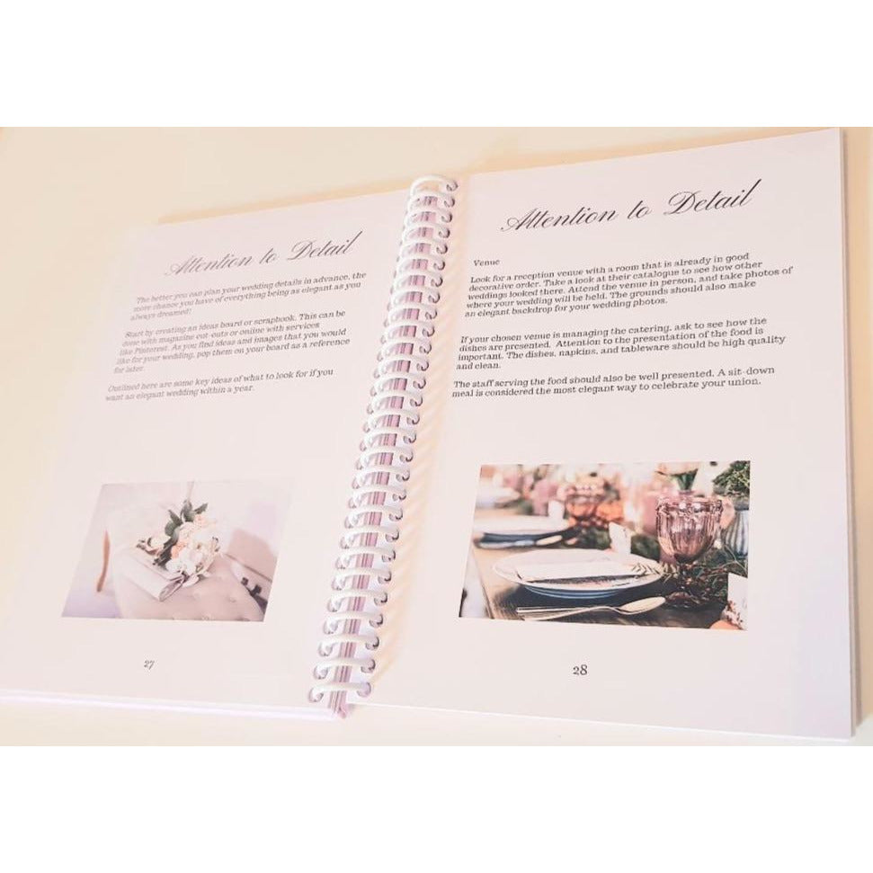 Wedding Planner - Bridal Box