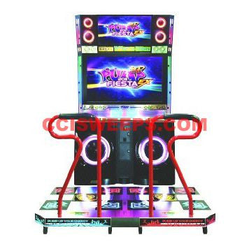 Pump It Up FIESTA EX Arcade Dancing Machine