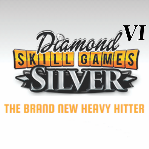 Diamond VI Skill Games Silver
