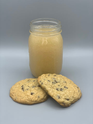 DoubleTree Signature cookies with sea moss gel