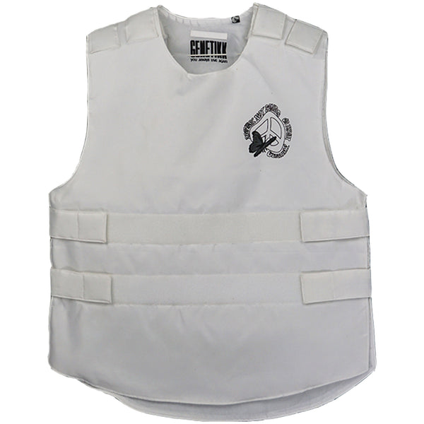 SKELETON BULLETPROOF VEST - OUTTATHISWORLD