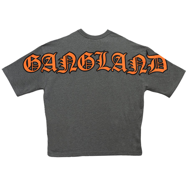 GANGLAND T-SHIRT GREY - OUTTATHISWORLD
