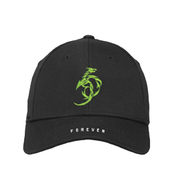 OTW x TFS Forever Dragon Dad Hat - OUTTATHISWORLD
