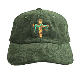 TIAVO SNAKE CROSS CAP - OUTTATHISWORLD
