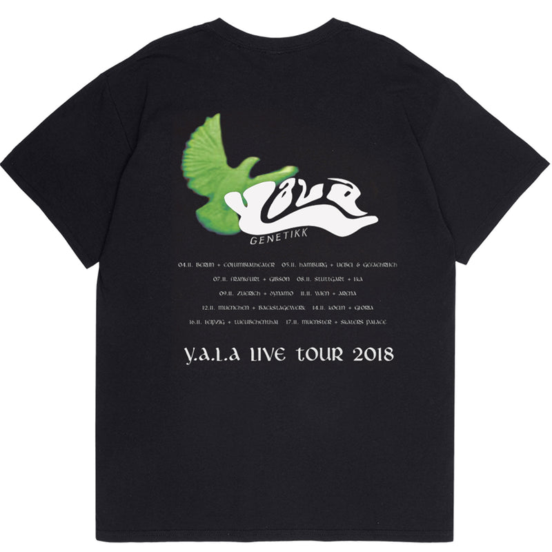 YALA TOUR T-SHIRT - OUTTATHISWORLD