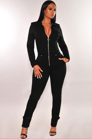 FITTN LIKE A GLOVE JUMPSUIT - spazz26