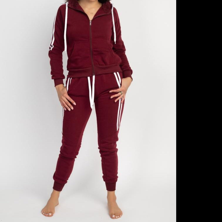 SHE GIRL HOODIE JOGGER SET - spazz26