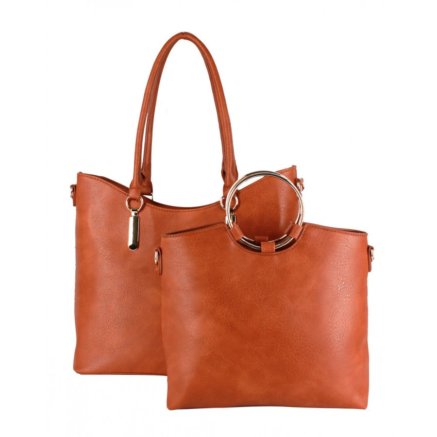 FASHION HANDBAG SET(2N1) - spazz26