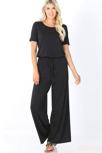 ON THE RUN JUMPSUIT - spazz26