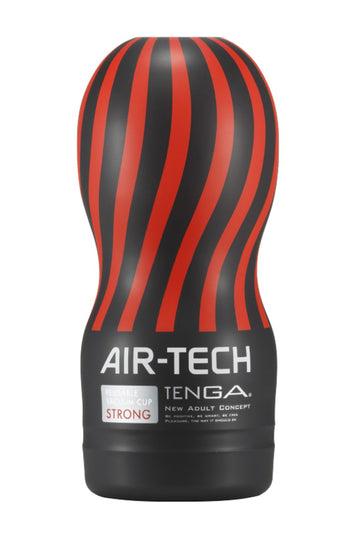 Tenga Air Tech Strong, Funda Masturbadora