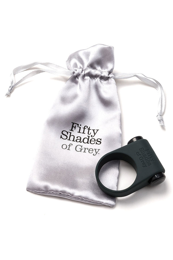 50 Sombras De Grey - Feel It Baby! Anillo Vibrador