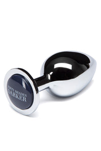 Fifty Shades Darker Beyond Erotic Steel Butt Plug