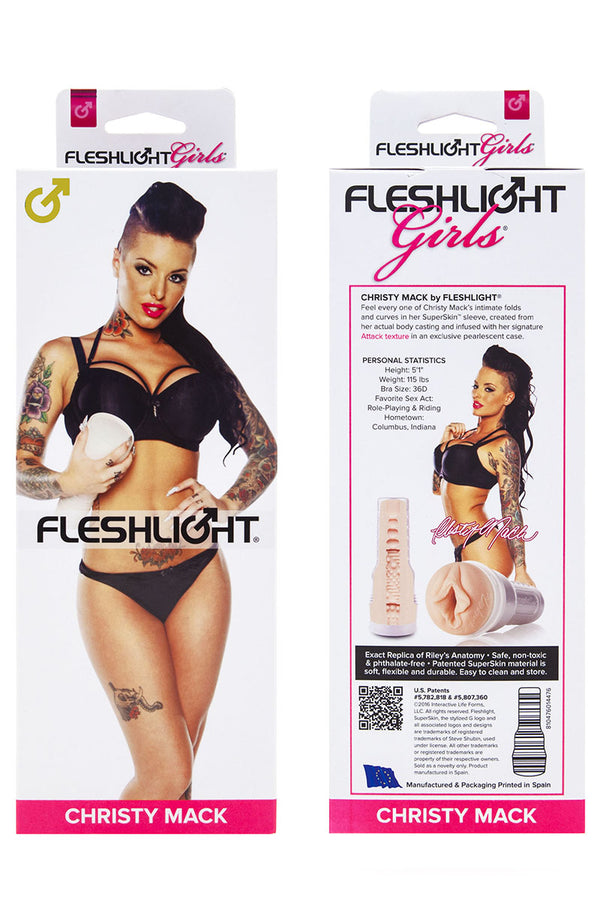 Fleshlight Christy Mack Attack