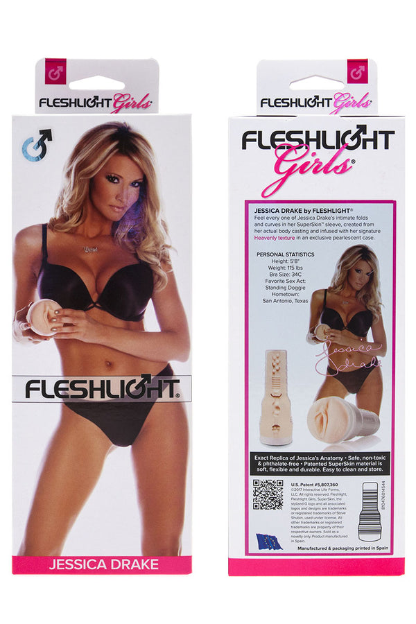 Fleshlight Jessica Drake Heavenly