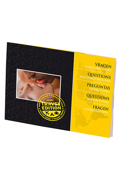 Discover Your Lover Travel Edition (Mision Intima)