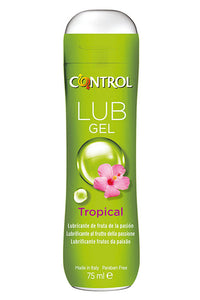 Gel Lub. Tropical Control