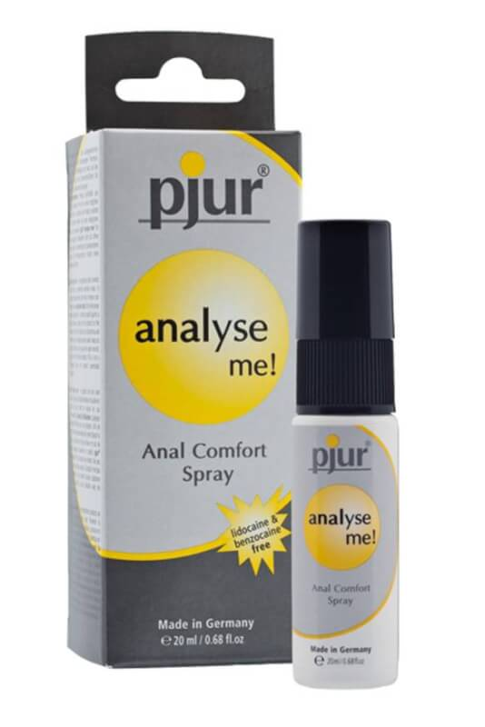 Analyse Me! Spray Anal 20 Ml