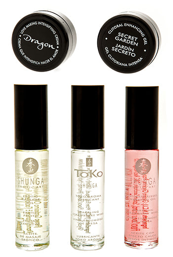 Kit Shunga Lasting Pleasure